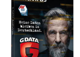 G DATA Antivirus 2019 BOXshot